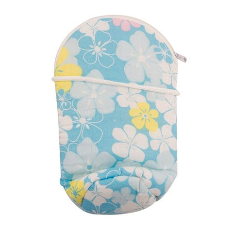 125ML Baby Feeder Cover Case Pouch - Newborn Infant - Blue
