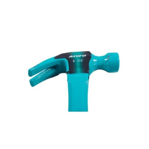 Asaan Tools High Quality 8OZ Steel Hammer With Excellent Grip TL-030
