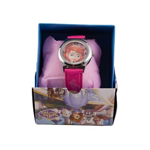 Beautiful Sofia Watch For Kids - Pink