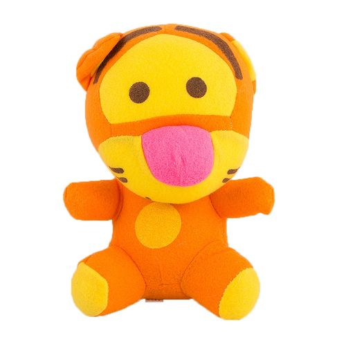 "Cute Stuffed Toy For Kids 8"" - Orange Tiger"