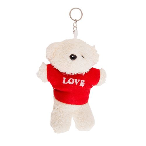 Cute Stuffed Toy Keychain - Teddy