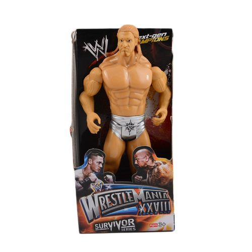 Wrestle Mania Figure Toy - Triple Hhh - 6 Inch