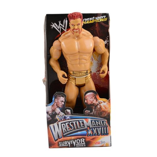 Wrestle Mania Figure Toy - 6 Inch - Sheamus