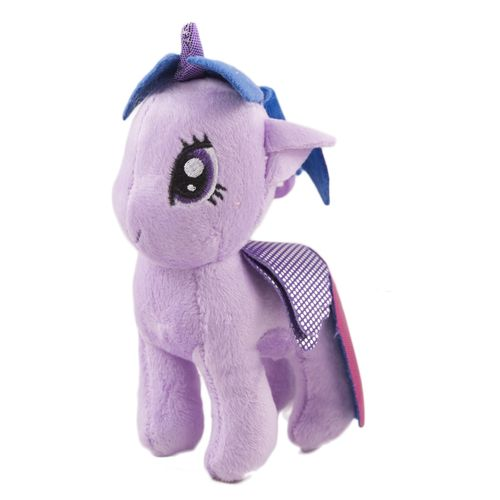 High Quality Little Pony Stuffed Toy - 6 Inch - Purple