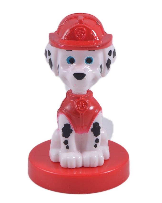Good Quality Paw Patrol Figure Toy Series Toy (with Bobbling Head Feature, Can be used in Car Decks)