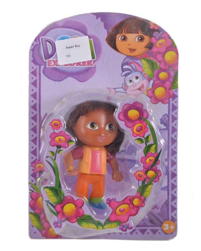 Good Quality Dora the Explorer Figure Toy For Kids - 5x5 Inch Figure