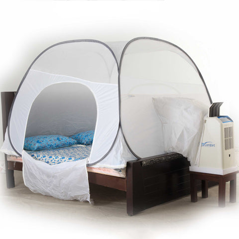 Close Comfort ES PC8 Portable AC with Free Luxury Igloo Bed Tent Air Conditioner