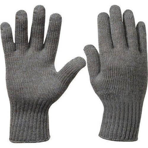 Magnus Woolen Lining Grey Gloves- Buy 1 and Get 1 Free