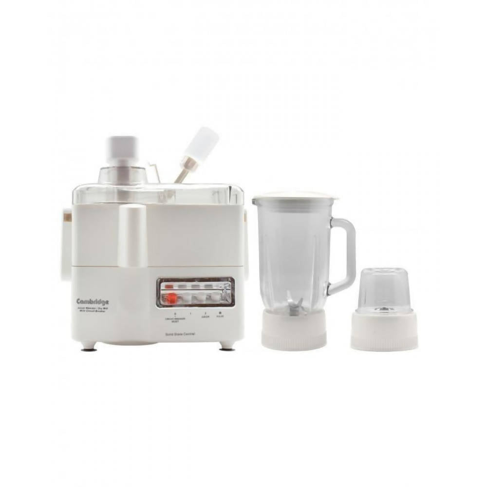 Cambridge 3 in 1 Juicer Blender JB-600