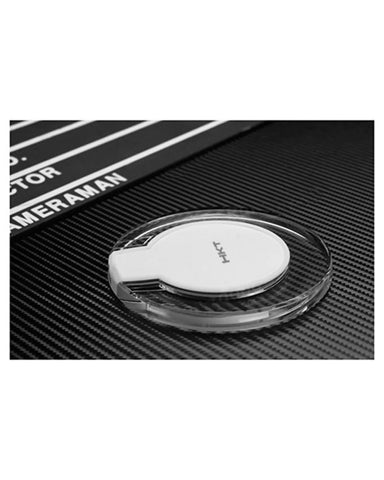 HKT iPhone XR Wireless charger - White