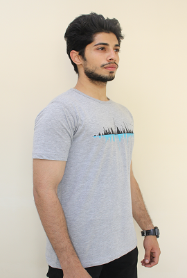 Mens T-Shirt Round Neck - RN08