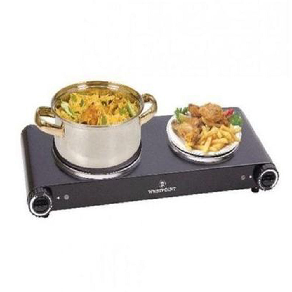 Westpoint Double Hot Plate WF-262