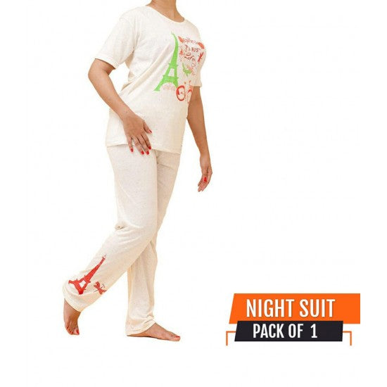 Women's Pack Of Night Suit. SD-504