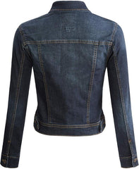 Prime Women Denim Jean Jacket