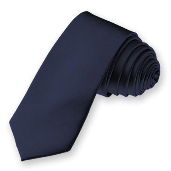 Navy Blue Tie For Men