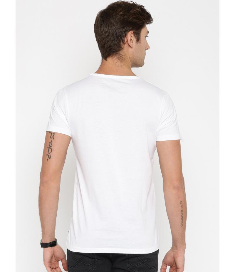 White - Tsunami T-Shirt