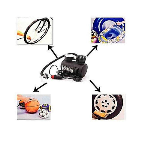 Portable DC 12V Air Compressor