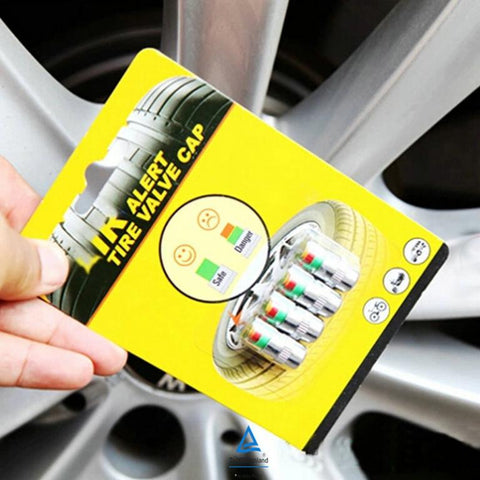 Tire Pressure monitoring system Air Alert