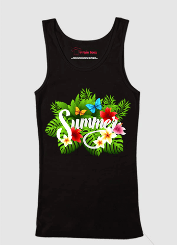 Virgin Teez Summer Time Tank Top
