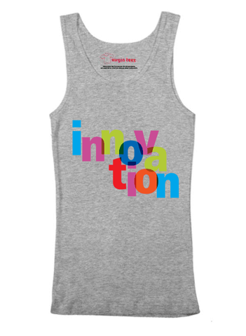 Virgin Teez Innovation Tank Top