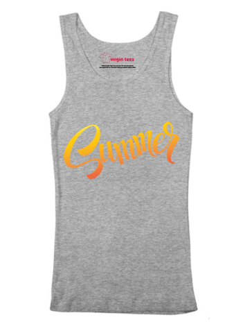 Virgin Teez Summer Tank Top