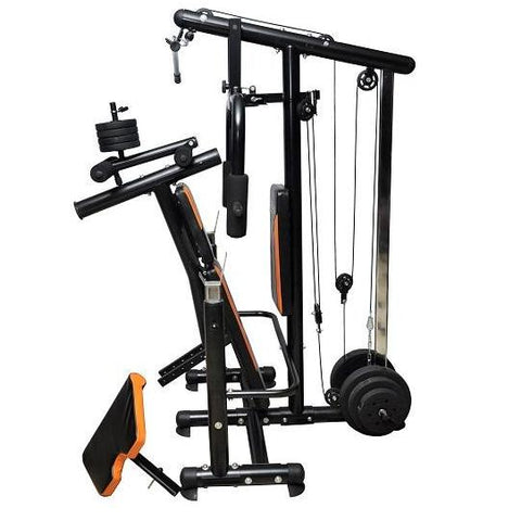 Combo Multi Home Gym 8925 with Weights and Bar