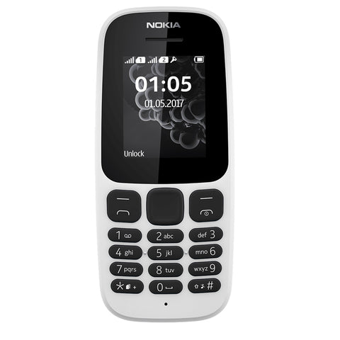 Nokia 105 The all new Hero