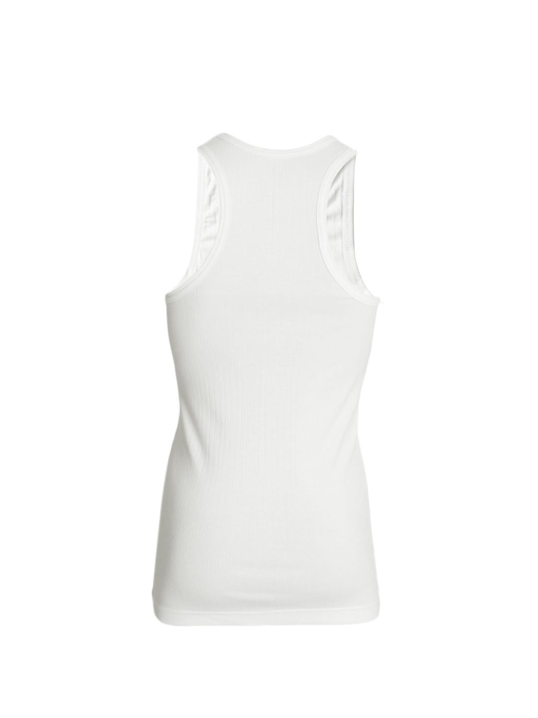 White Premium Quality Vest For Men