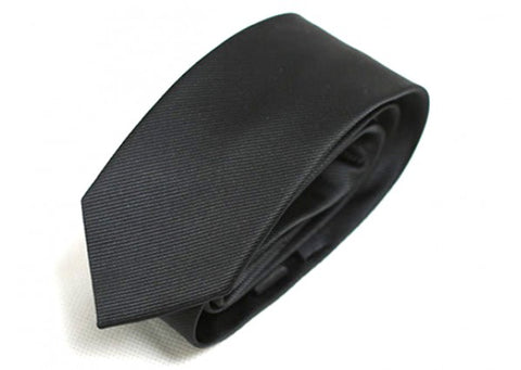 Black Linning Tie For Men