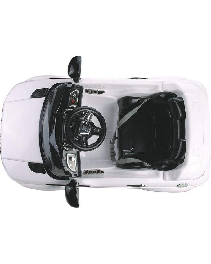 20L8 - Kidz Battery Operated Car - White