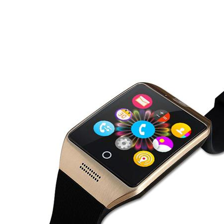 Q18 Bluetooth Smartwatch with Touch Screen camera Support TF card for Android & IOS