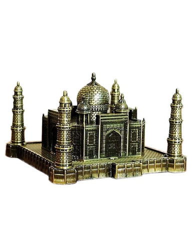 Taj Mahal Metal Model - 13cm