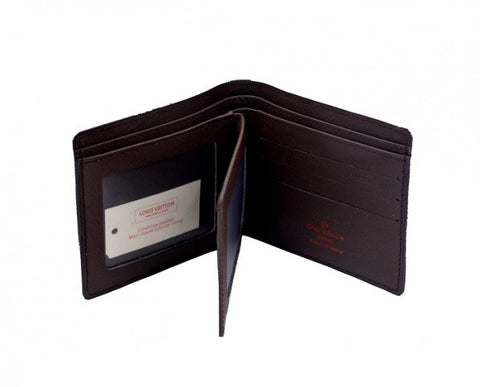 Fashion wallet for Men brown