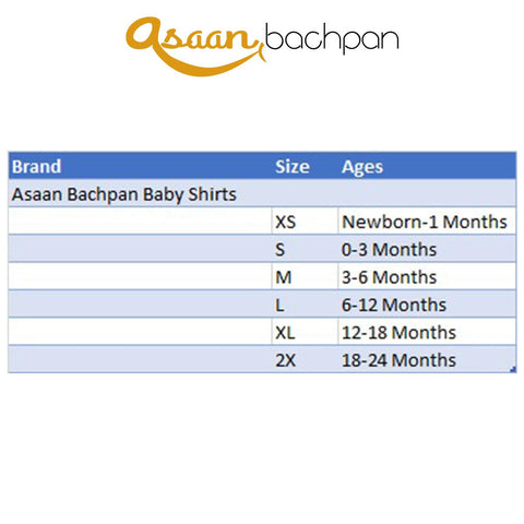 Pack of 5  Asaan Bachpan Soft Tshirt for Newborns  Multicolour