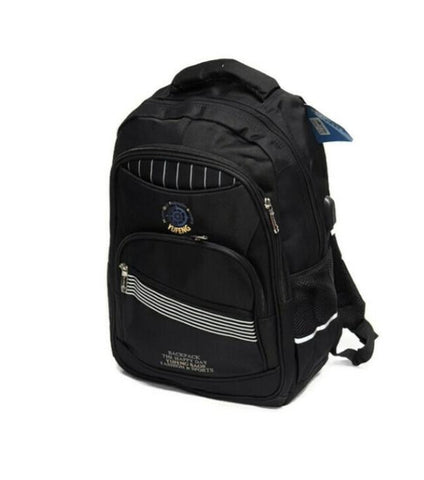 Yufeng Backpack College / School / Laptop / Travel / With Usb Port-YUFENG bb