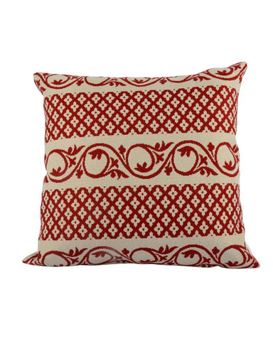 Soft Cotton Decorative Cushion With insert 18x18 jacquard fabric Throws Pillows 45x45cm For Sofa Chair Couch Bedroom