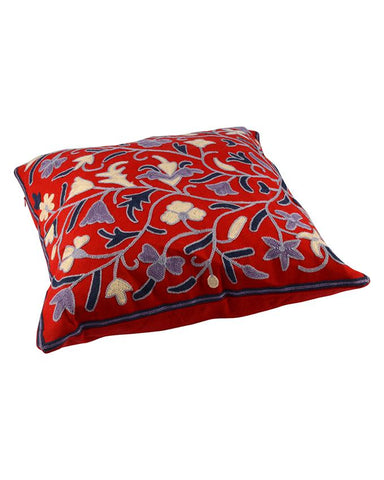 Embroidered Cotton Cushions Home Decoration Luxury Cushions Sofa Cushions