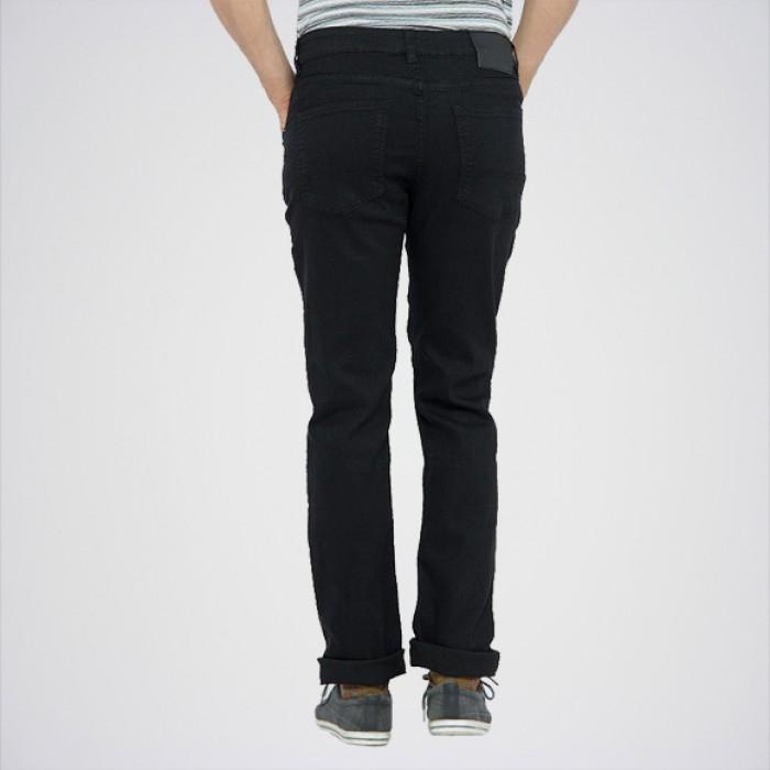 Men's Black Stretchable Narrow & Comfort Jeans. Aj-152