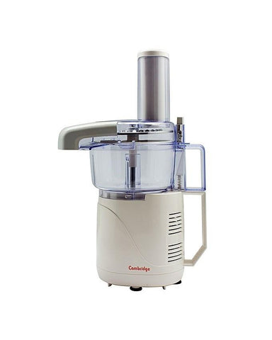 Food Processor Chopper - Fc616 - Ideal For Slicing & Grating Of Vegetables -White
