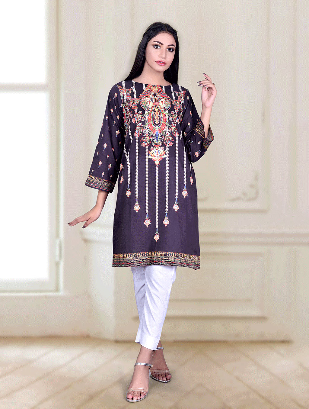 Khas Stitched Collection-DR-351