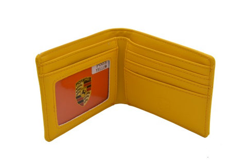 Fashion Wallet for Men - Yellow