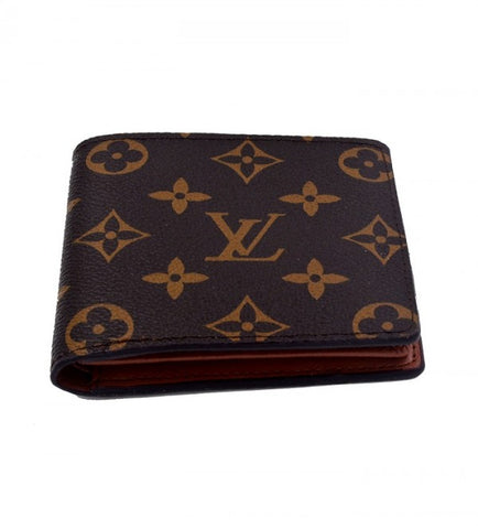 Brown Men Fashion Wallet
