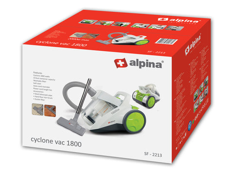 Alpina Bagless Vacuum Cleaner SF-2213