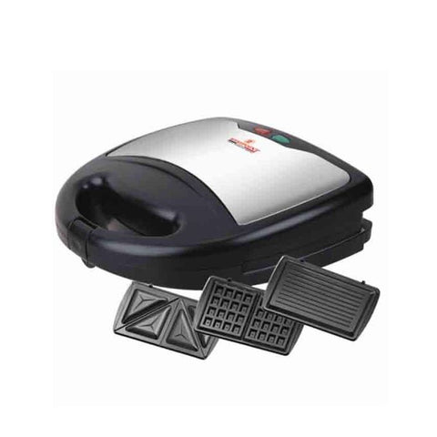 Westpoint 4 Slice Sandwich Maker With Grill WF-6193