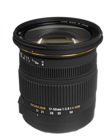 17-50mm - F2.8 EX DC OS Canon BLK