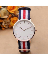 Nylon Strap Watch For Men. WS-51