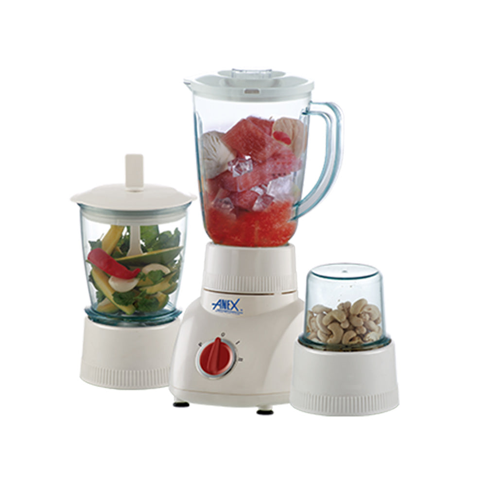 Anex Blender & Grinder 3 in 1  AG-6026
