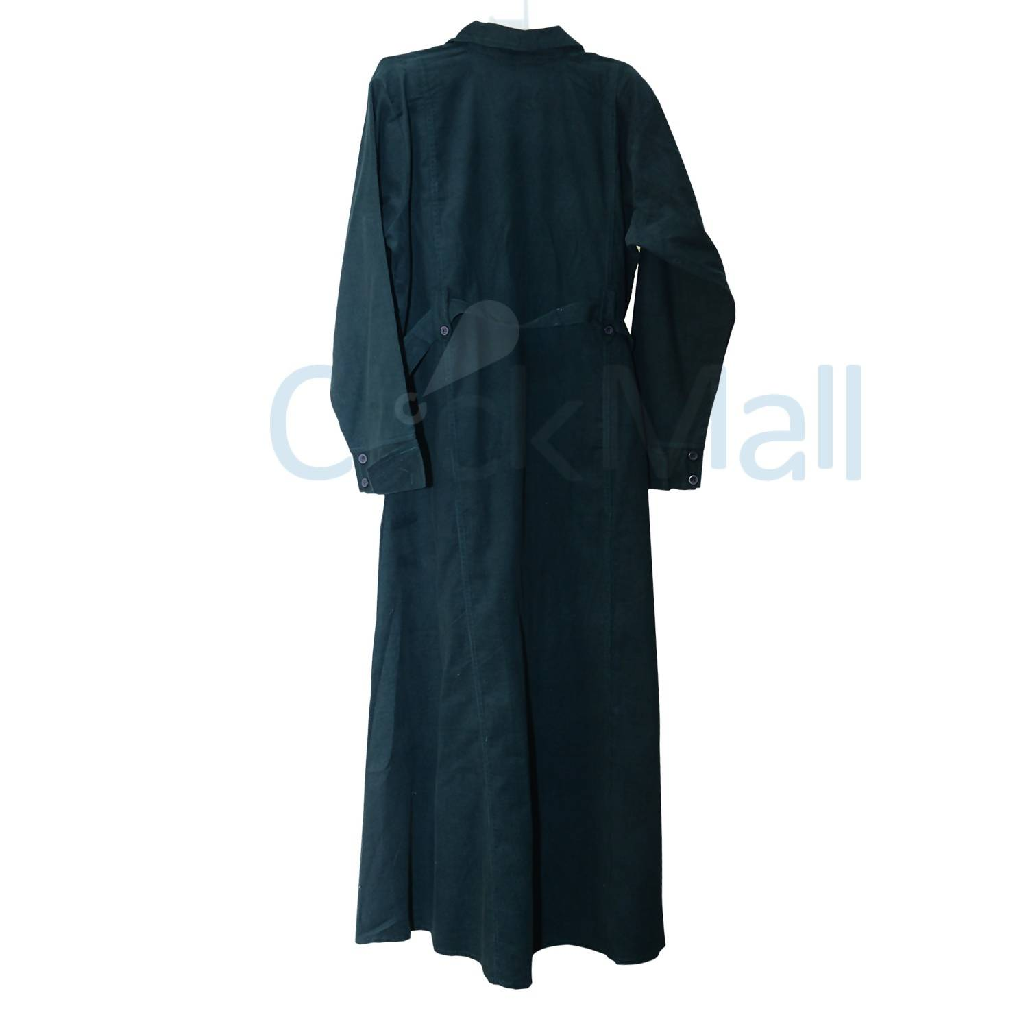Coat Long -Cordry
