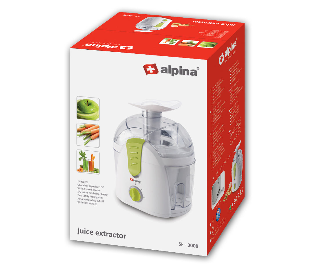 Alpina Juicer Extractor SF-3008