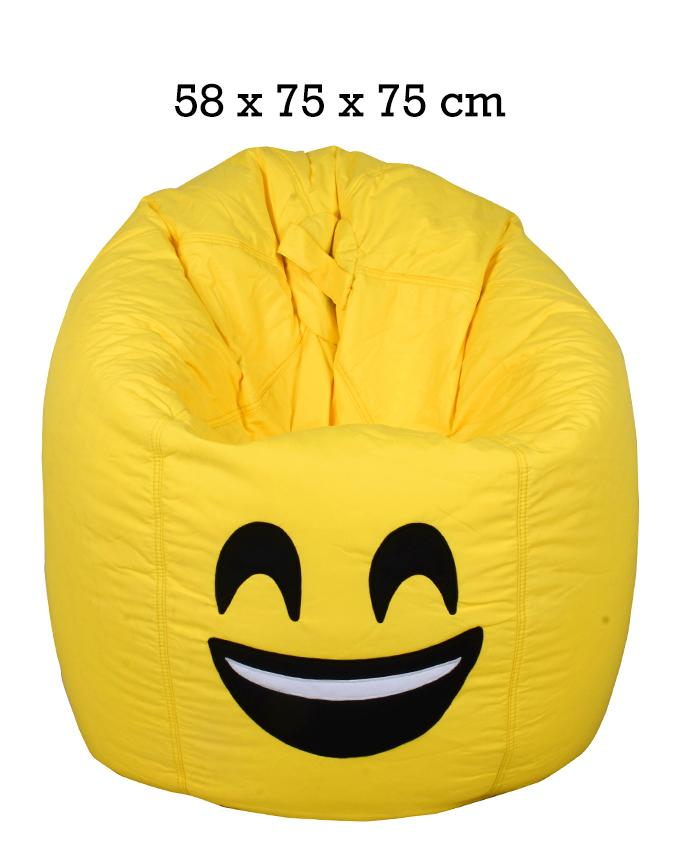 Emoji Faces Bean Bags, Beanbag, Beanbags
